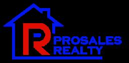 PROSALES REALTY Logo