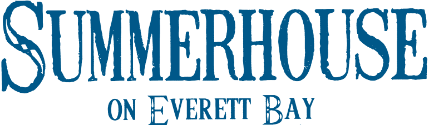 Summerhouse on Everett Bay  Logo
