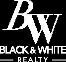 Black & White Realty Logo