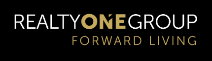 Realty ONE Group - Forward Living Logo