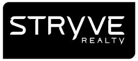 Stryve Realty Logo