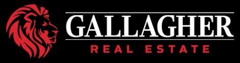 Gallagher Real Estate Logo