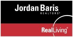 Jordan Baris, Realtors Real Living Logo