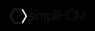 simpliHOM | Palm Beach & Broward Counties Logo