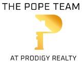 The Pope Team  Logo