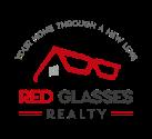 Red Glasses Real Estate LLC Logo