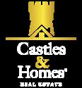 Castles & Homes Real Estate Logo