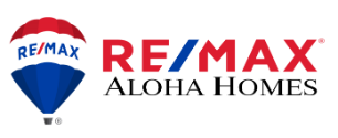 RE/MAX ALOHA HOMES Logo