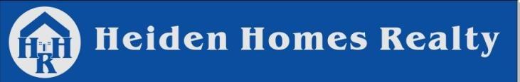 Heiden Homes Realty Logo