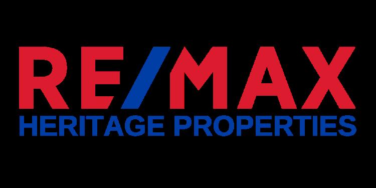 RE/MAX Heritage Properties Logo