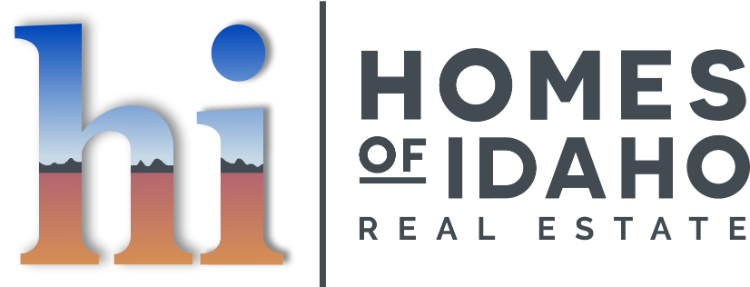 Homes of Idaho Logo