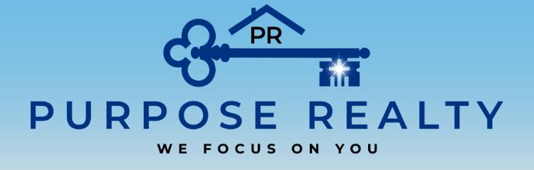 Purpose Realty Logo