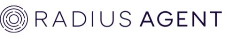 Radius Agent Realty Logo