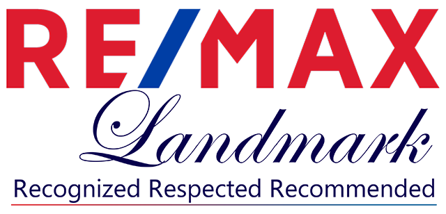 RE/MAX Landmark Rose Logo