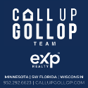 CallUpGollop Team Logo
