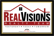 RealVisions Realty Team - Moyock Logo
