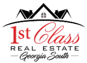 1st Class Real Estate Georgia South Logo