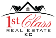 1st Class Real Estate KC Logo