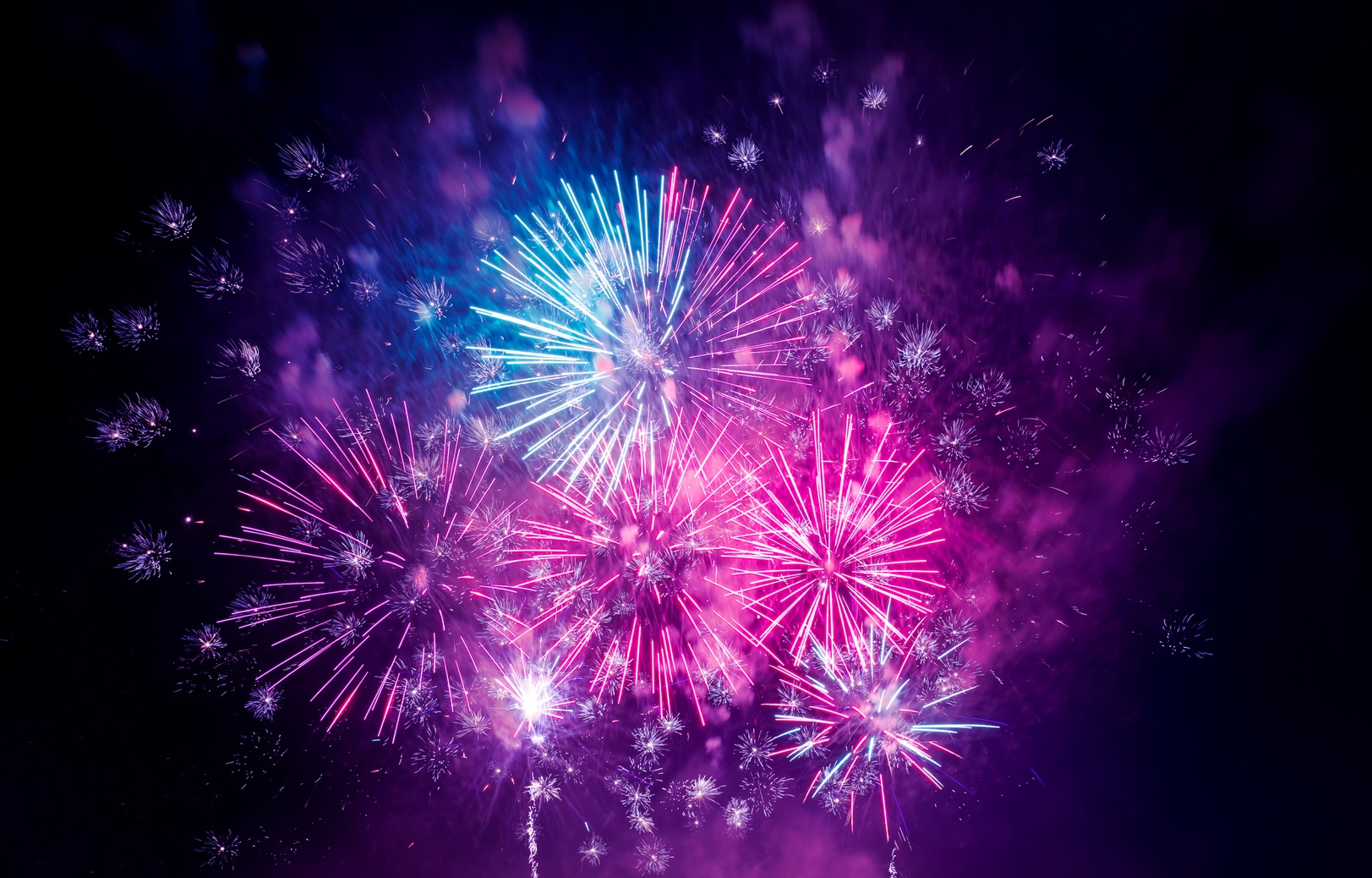Best places to watch 4th of July fireworks in and near Phoenix AZ