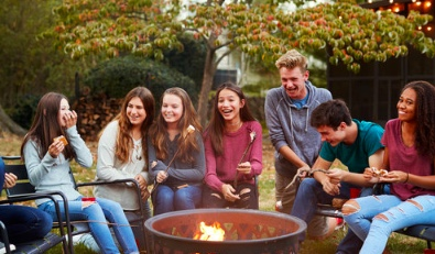 amanda reichert real estate blog fire pit