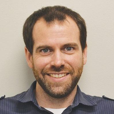 Aaron Brunero Headshot