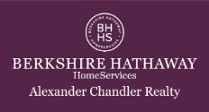 Berkshire Hathaway HomeServices Alexander Chandler Realty Logo