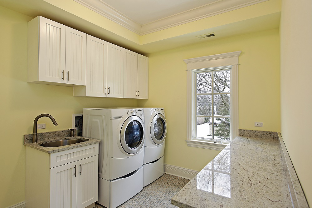 3 Space-Saving Hacks for Your Laundry Room
