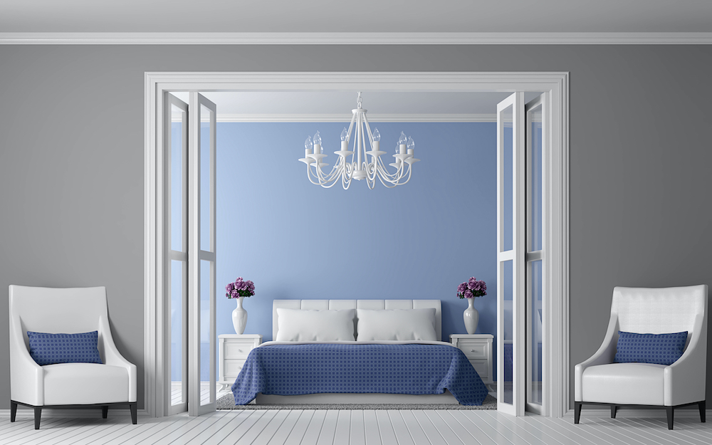 3 Tricks to Create the Illusion of Crown Molding, Wainscoting, and Ceiling Medallions