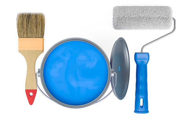 4 Paintbrushes That Are Perfect for the Job