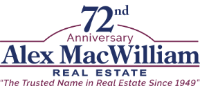 Alex MacWilliam Real Estate Logo