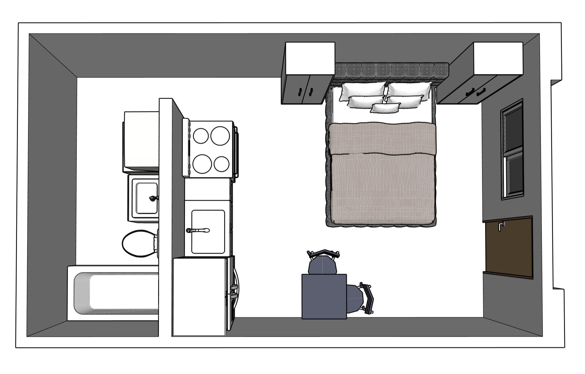 Adu Floor Plans And Designs