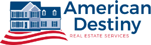 Pittsburgh * American Destiny Real Estate Logo