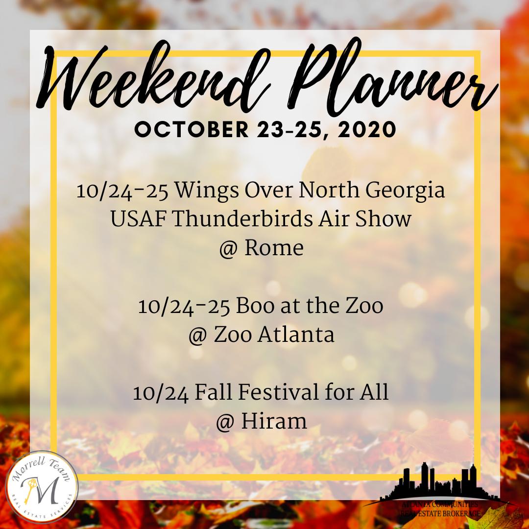Weekend Planner_October212020