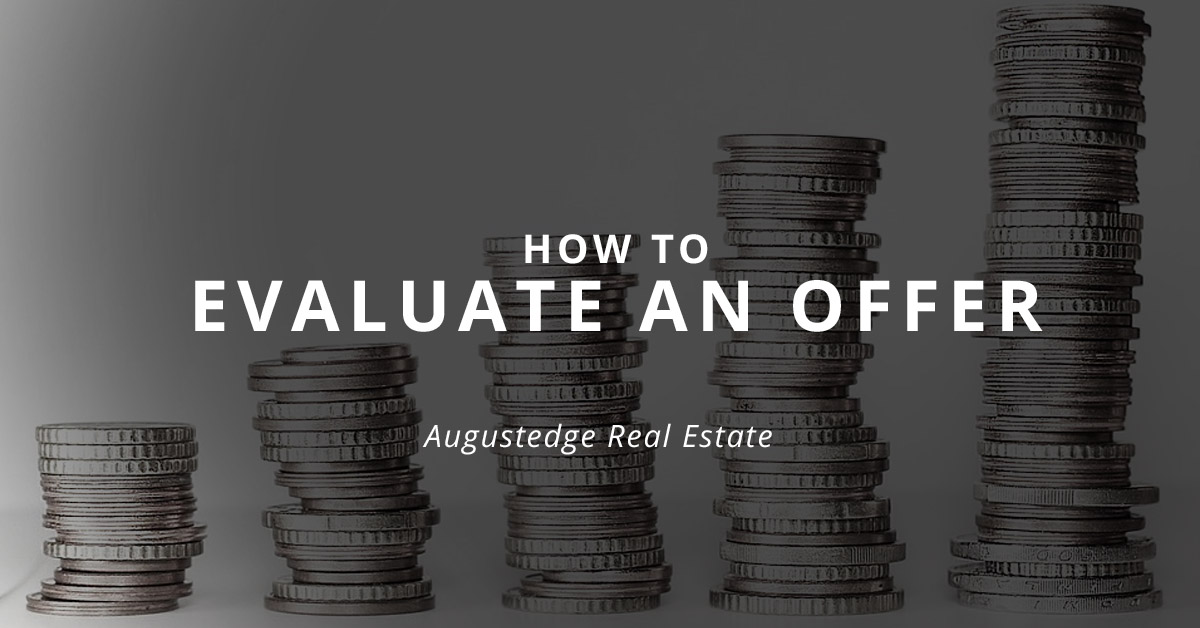 How to evaluate an offer