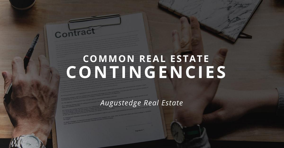 Common Real Estate Contingencies