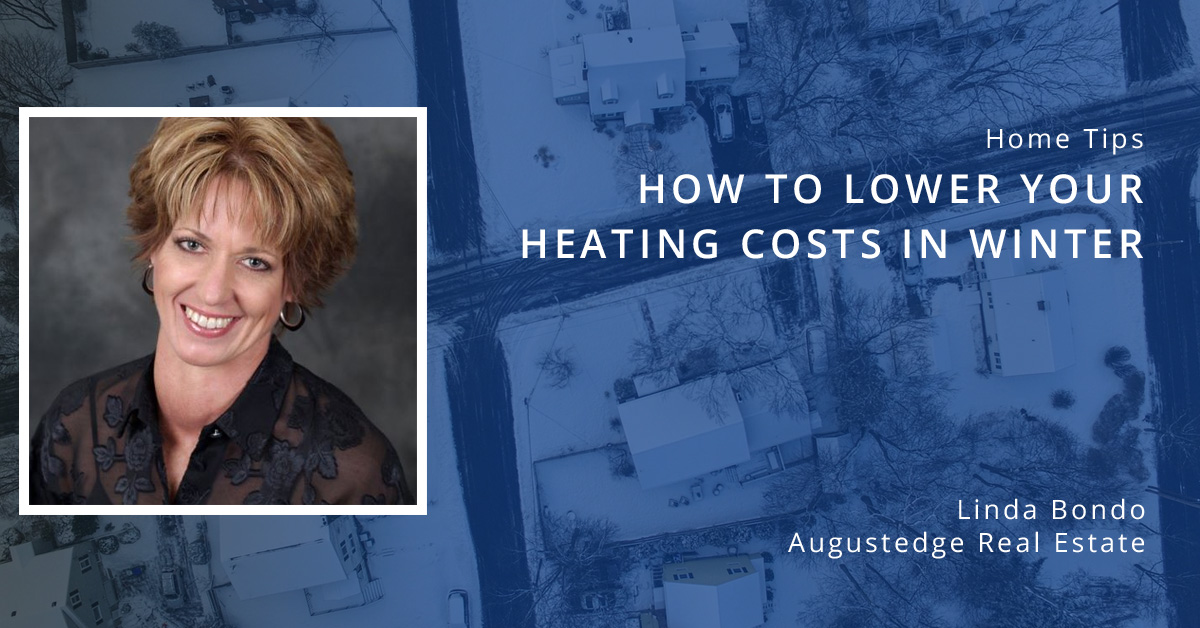 How to lower your heating costs in winter