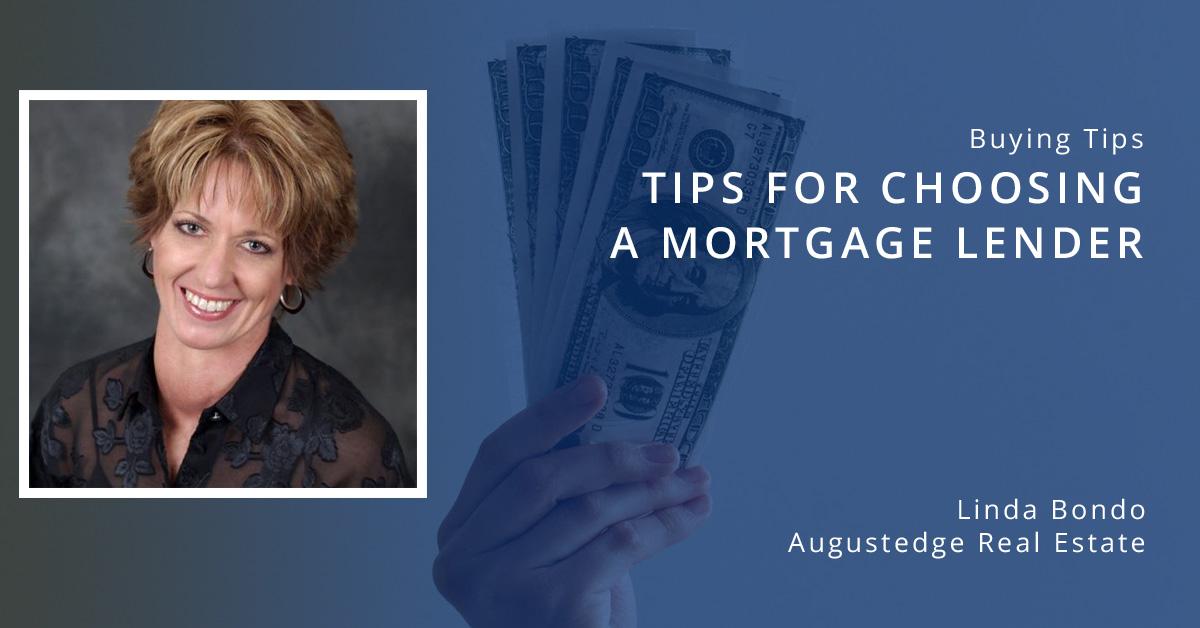 Tips for Choosing a Mortgage Lender