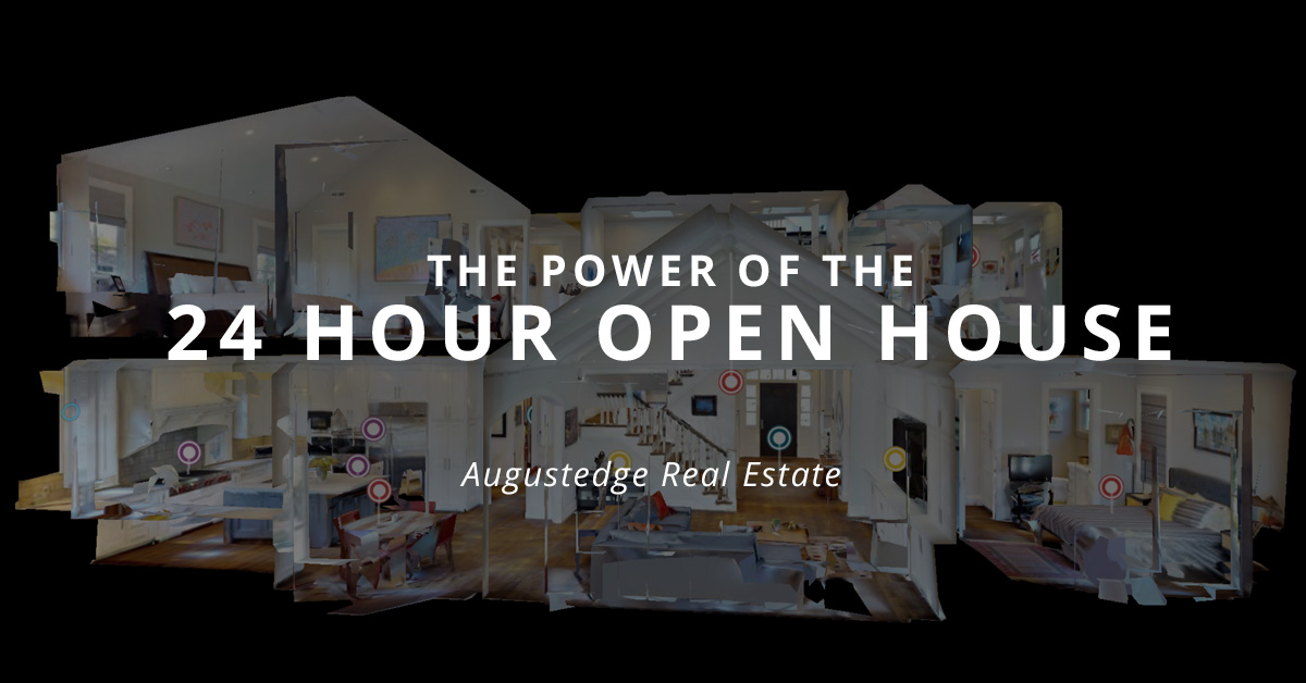 The Power of the 24 Hour Open House - Matterport Technology