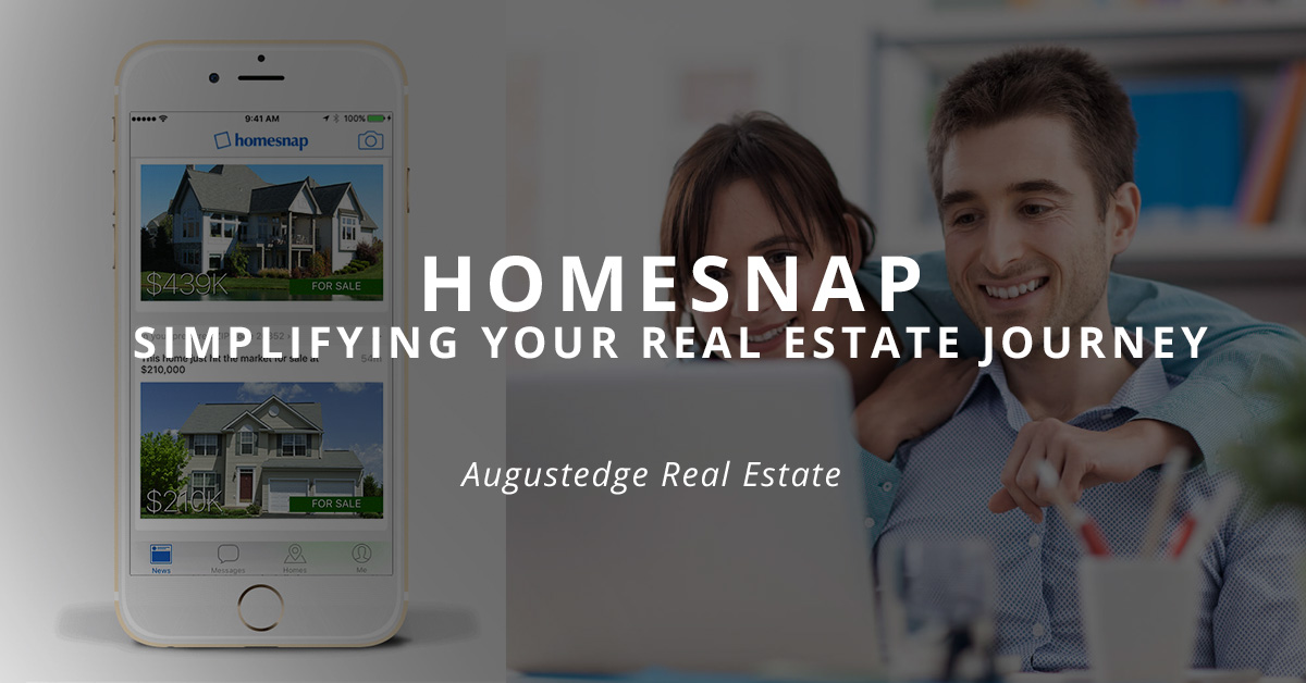 Homesnap - simplifying your real estate journey