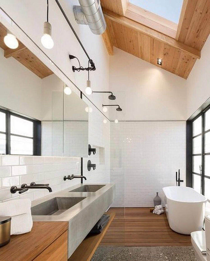 Light It Up How To Choose Your Bathroom Vanity Lighting