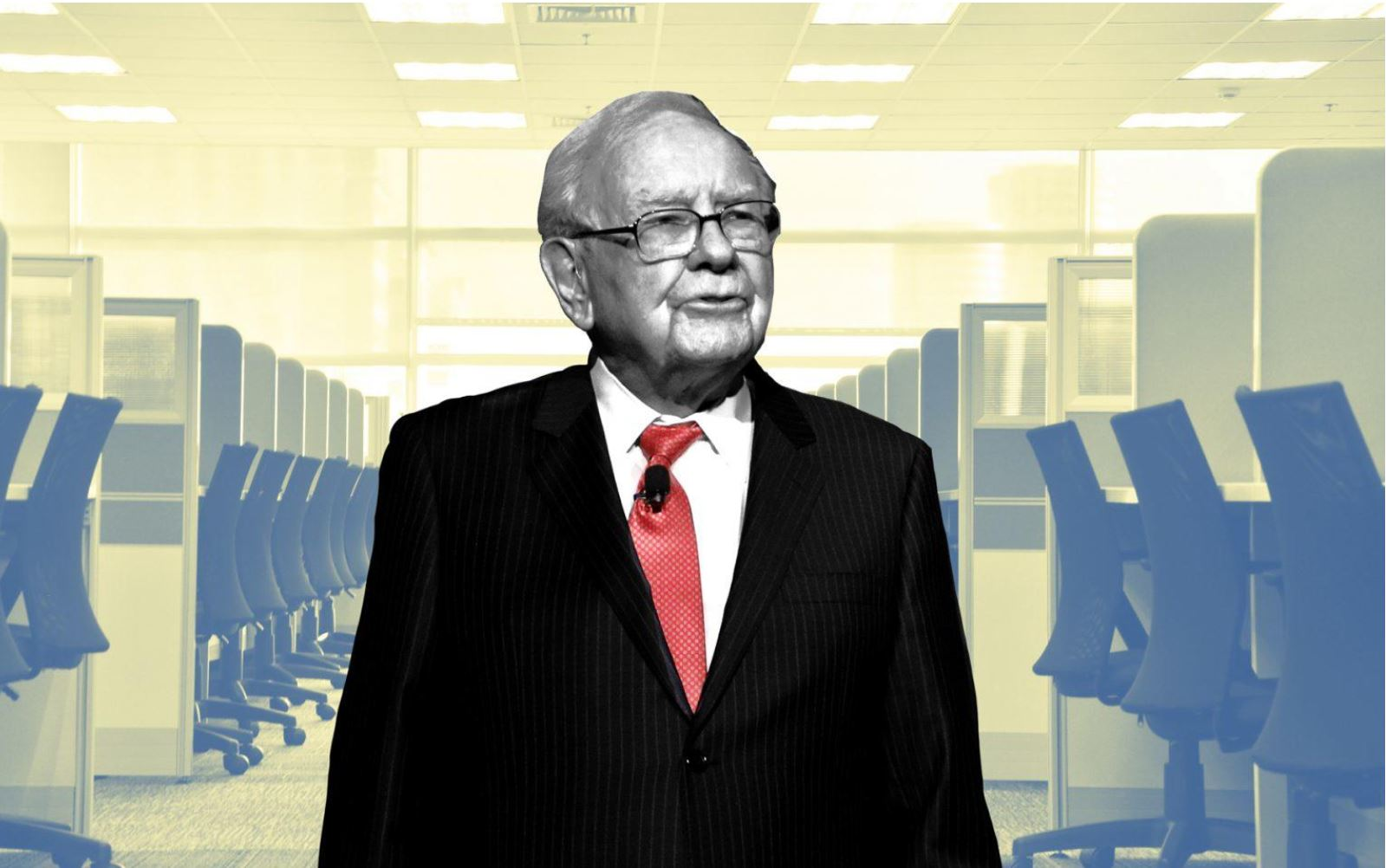VirBELA 2020 05 07 Warren Buffet questions the need for office space GPREG eXp artery Barry Hoey its The Future of Work Hoey Team eXp Realty