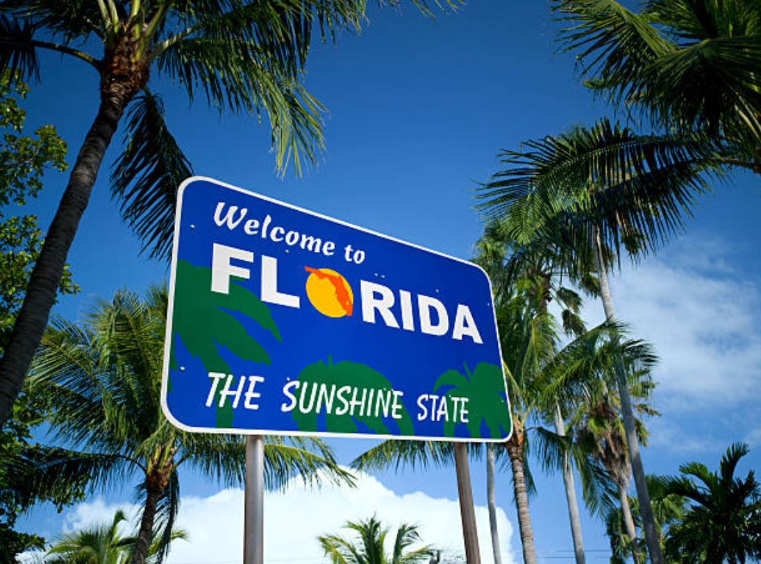 Welcome To Florida the Sunshine State Florida has 13 of the top 25 destinations to retire to since the begining of the plandemic, having gone through the COVID-19 Coronavirus pandemic Hoey Team eXp Realty