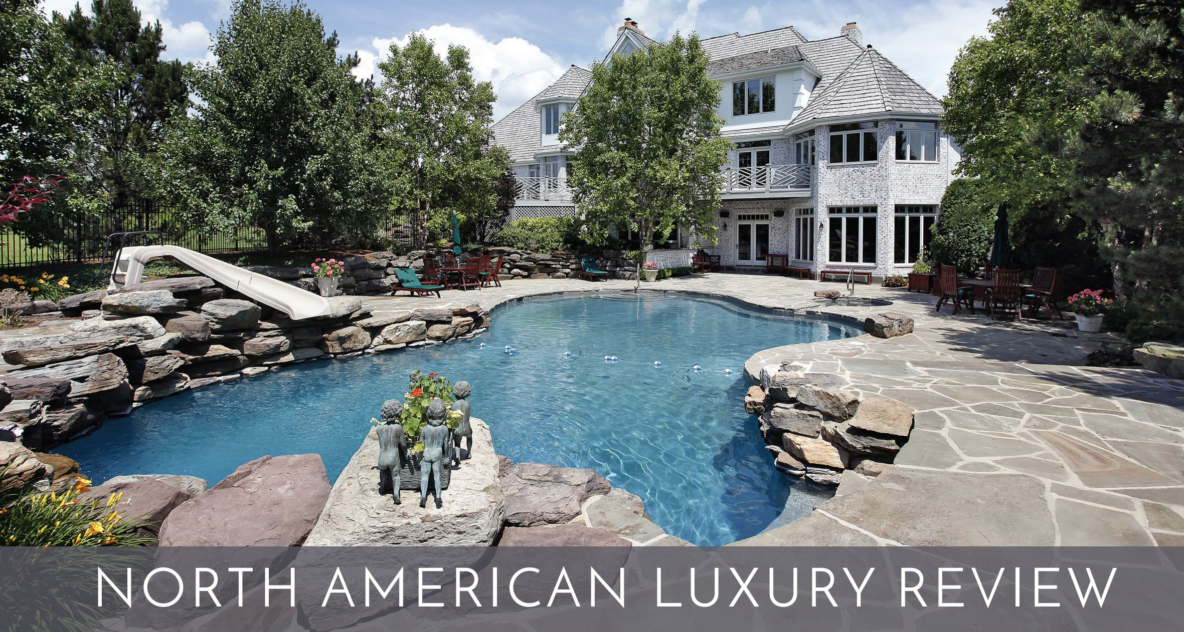 ILHM Institute for Luxury Home Marketing - CLHMS Certified Luxury Home Marketing Specialist 2021 02 26 February Luxury Home Market Report North American Luxury review for North America Hoey Team exp Realty