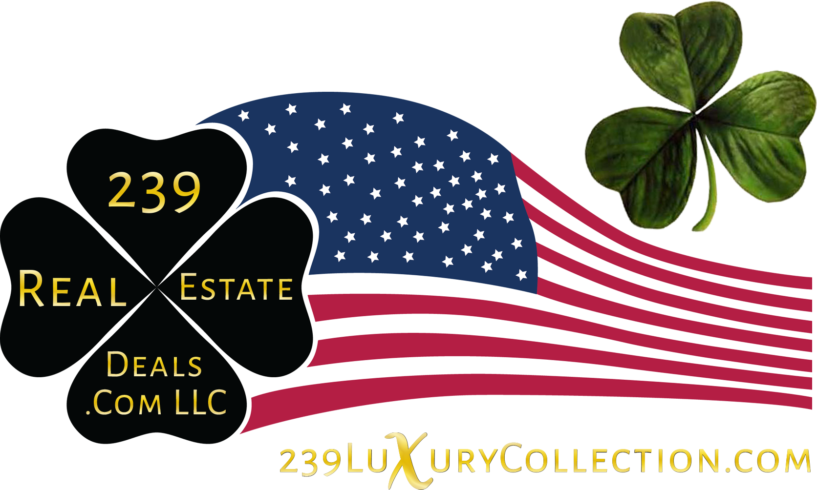 Logo for 239RealEstateDeals.Com LLC a Florida Licensed Real Estate Company with impressive track record amongst its agents and Broker