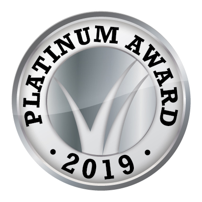 Platinum Award 2019