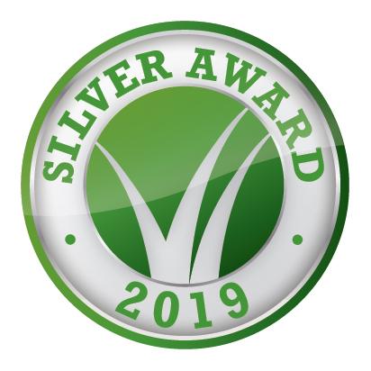 Silver Award 2019
