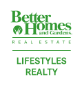 Better Homes and Gardens Lifestyles Realty Logo