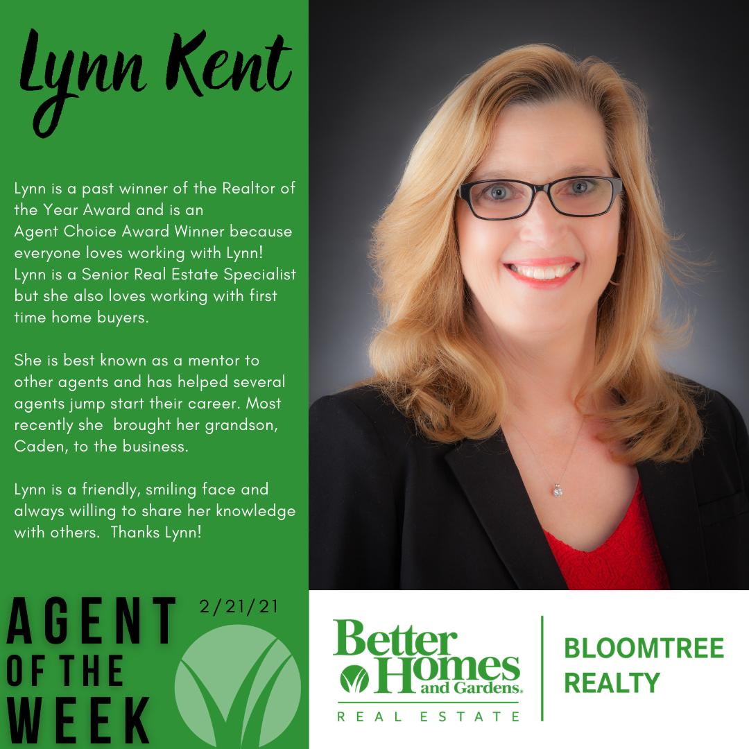 Lynn Kent