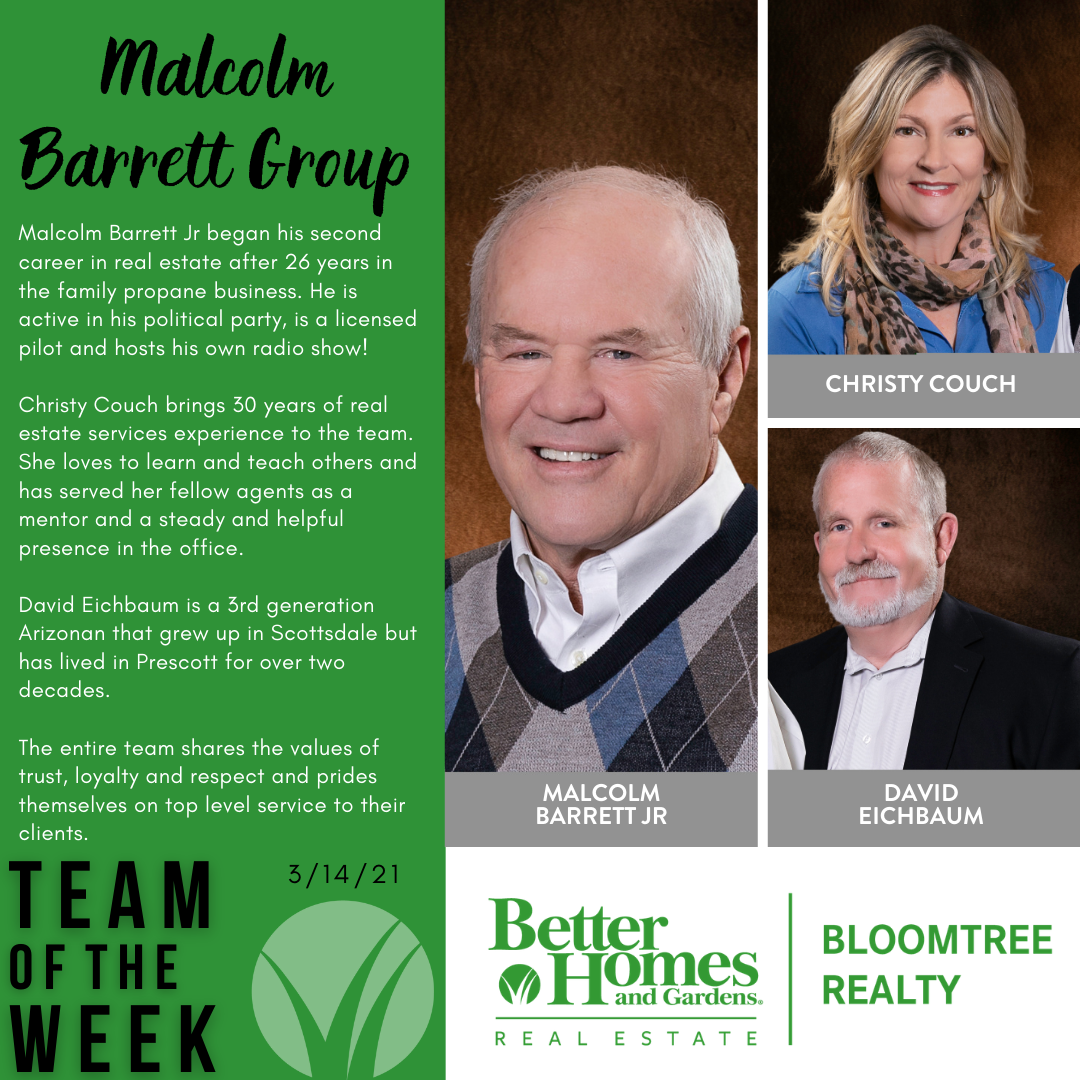 The Malcolm Barrett Group