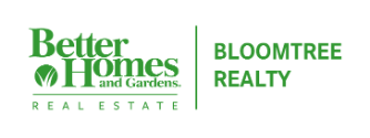 Better Homes and Gardens Real Estate | BloomTree Realty Logo